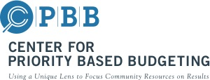 Center for Priority Based Budgeting logo